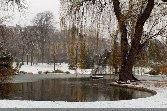 Un hiver bien froid