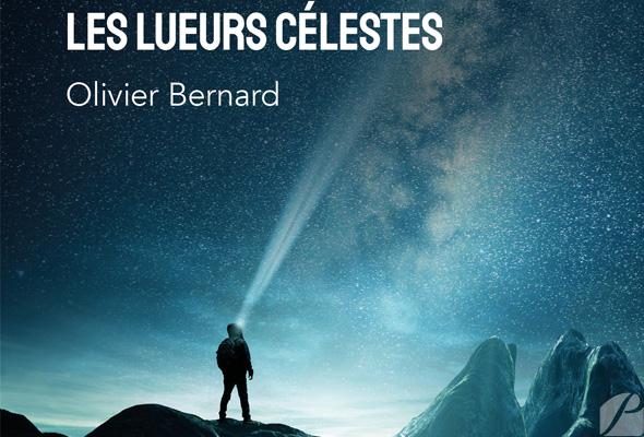 """Livre sur les OVNIs, """"Les lueurs Célestes"""""""